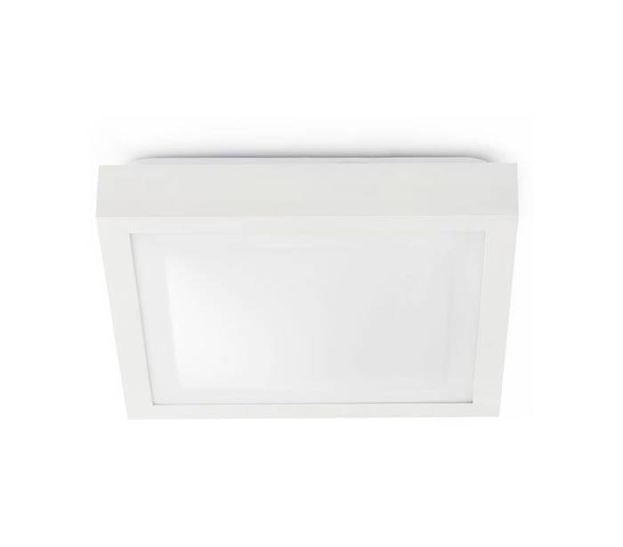 Distribuidores mayoristas de iluminaci n plaf n de aluminio tola 2 para ba o blanco e27 - Plafon para bano ...