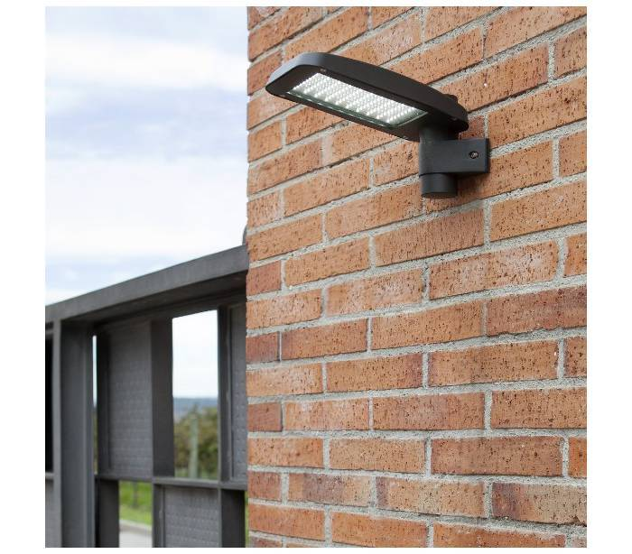 Distribuidores mayoristas de iluminaci n aplique de for Exterior gris oscuro