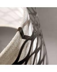 Lámpara Colgante ALSACIA Marrón Óxido-Beige