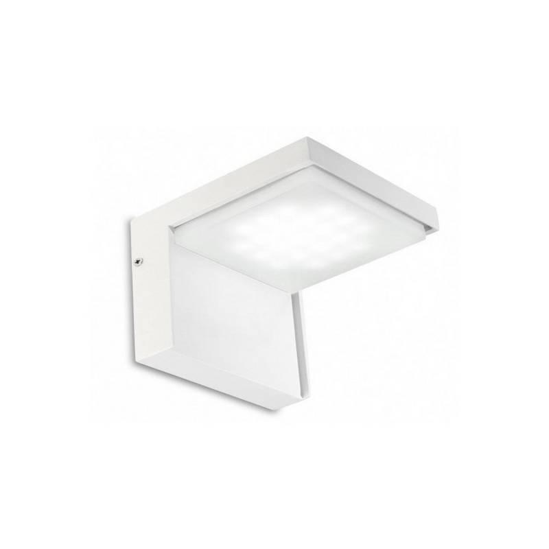 Apliques para Exterior CORNER LED SMD Aluminio Blanco