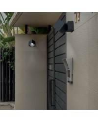 Apliques para Exterior CUBUS LED CREE Gris Urbano