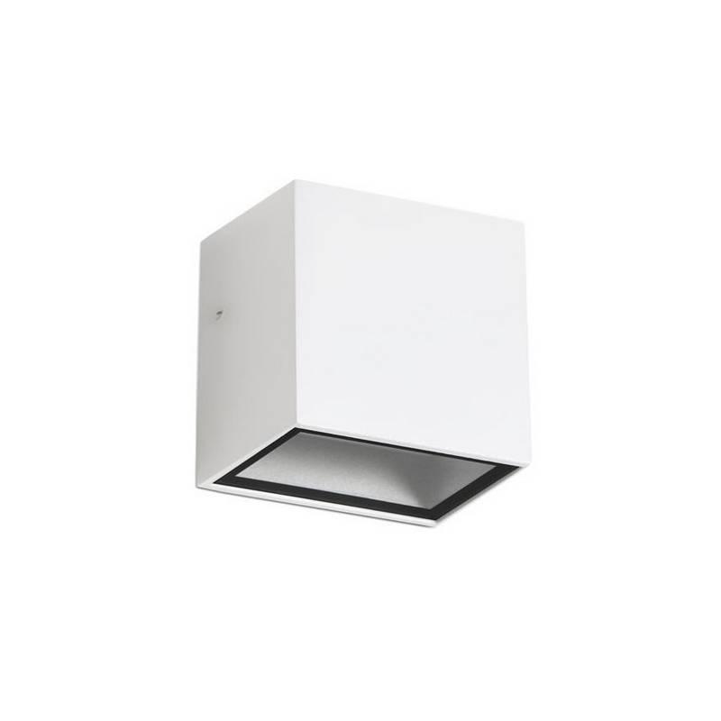 Apliques para Exterior TAYLOR-2 LED Aluminio Blanco