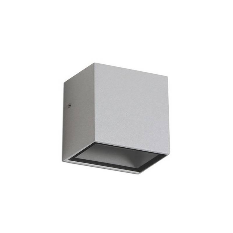 Apliques para Exterior TAYLOR-2 LED Aluminio Gris