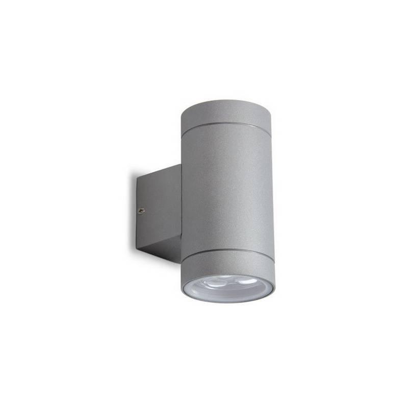 Apliques para Exterior TERRY LED Aluminio Gris