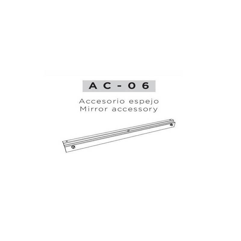 Accesorio espejo para Aplique de aluminio PLA  A-37