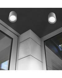 Plafones para Exterior COSMOS-P Gris