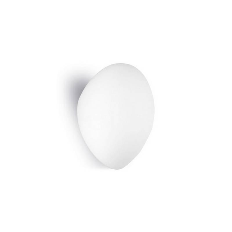 Apliques GLASS-P Opal Blanco