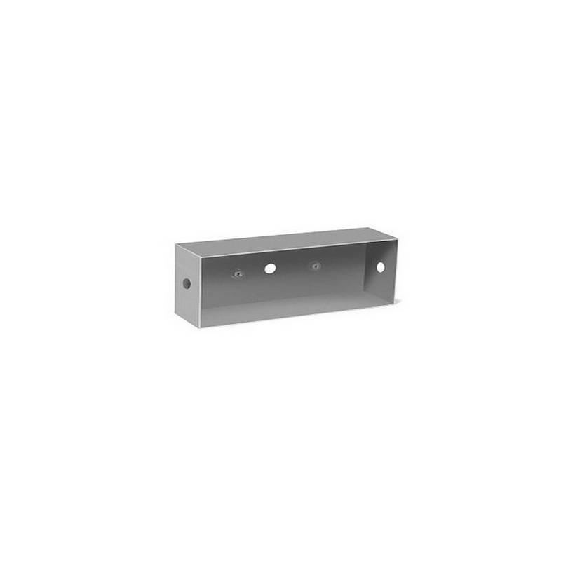Caja para empotrar en pared para Apliques ESTAK LED Gris