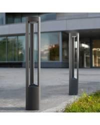Balizas para Exterior HELION-G LED Gris Urbano