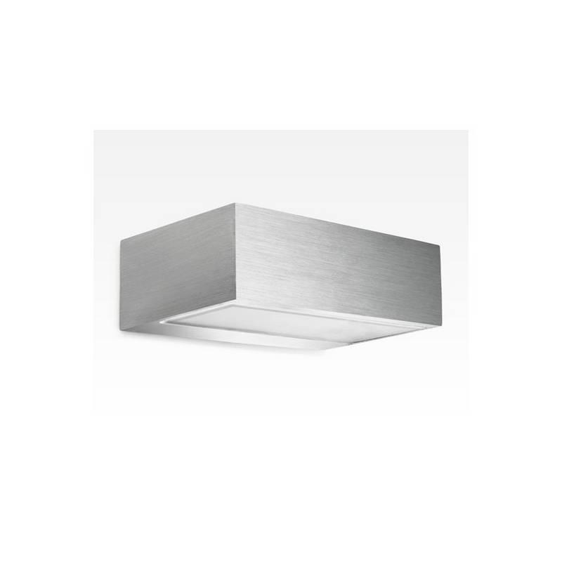 Apliques NEMESIS Aluminio Cepillado