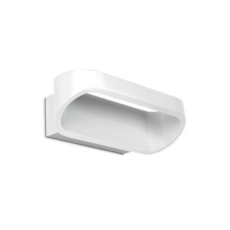Apliques OVAL-P LED Blanco