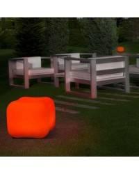 Lámparas Decorativas para Exterior ROCK LED RGB