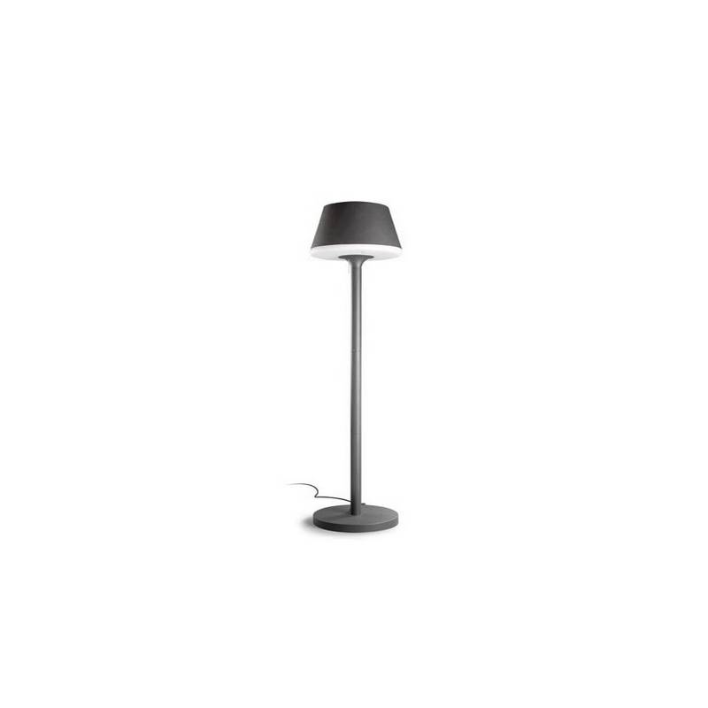 Lámparas de Pie para Exterior MOONLIGHT Aluminio Gris Urbano