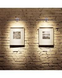 Apliques Iluminacuadros SIENA LED-P Patiné