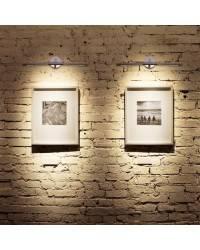 Apliques Iluminacuadros SIENA LED-G Patiné