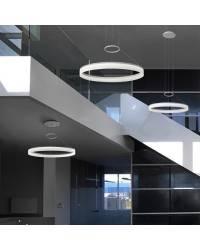 Lámparas Colgante CIRC 22W DIMABLE 1-10V