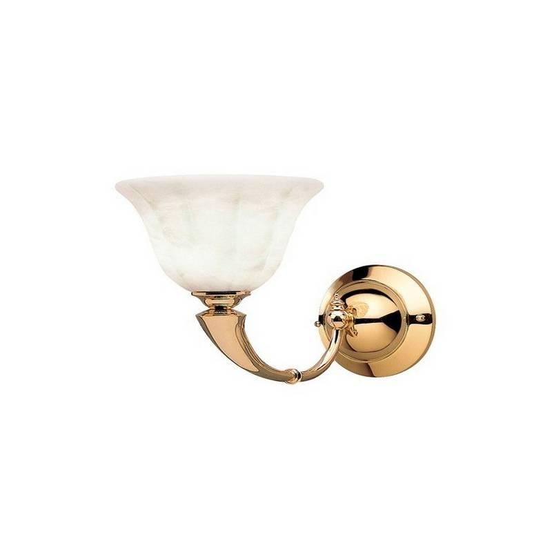 Lámpara Aplique TROMPETA de Alabastro