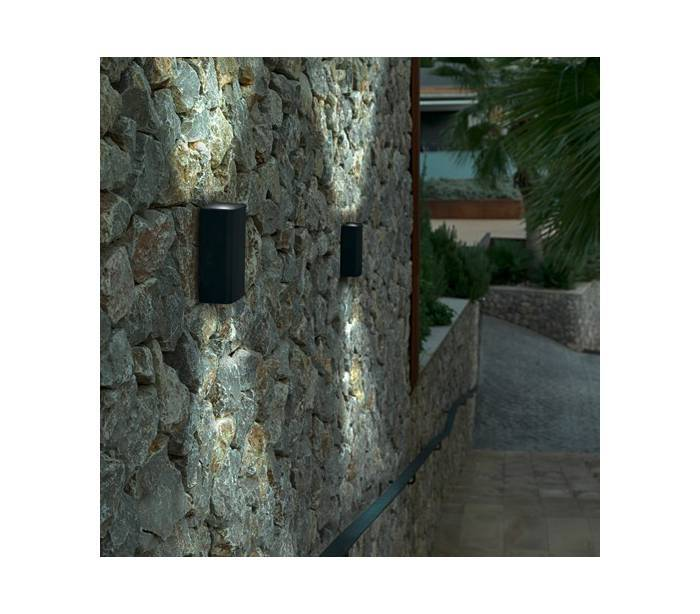 Distribuidores mayoristas de iluminaci n exterior for Apliques de pared exterior led