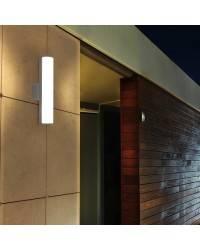 Apliques para Exterior MONACO LED Gris