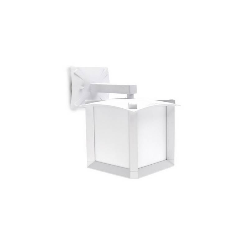 Apliques para Exterior MARK-2 Aluminio Blanco