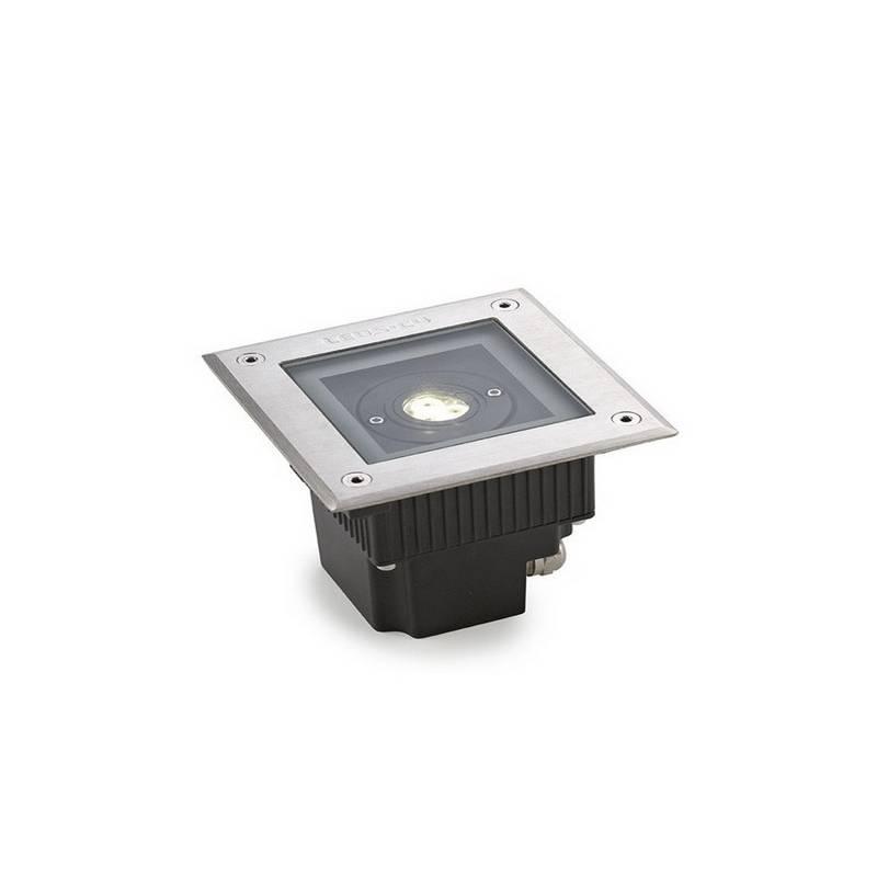 Luces Empotrables LED de Suelo GEA Acero Inoxidable AISI 316 6,5W