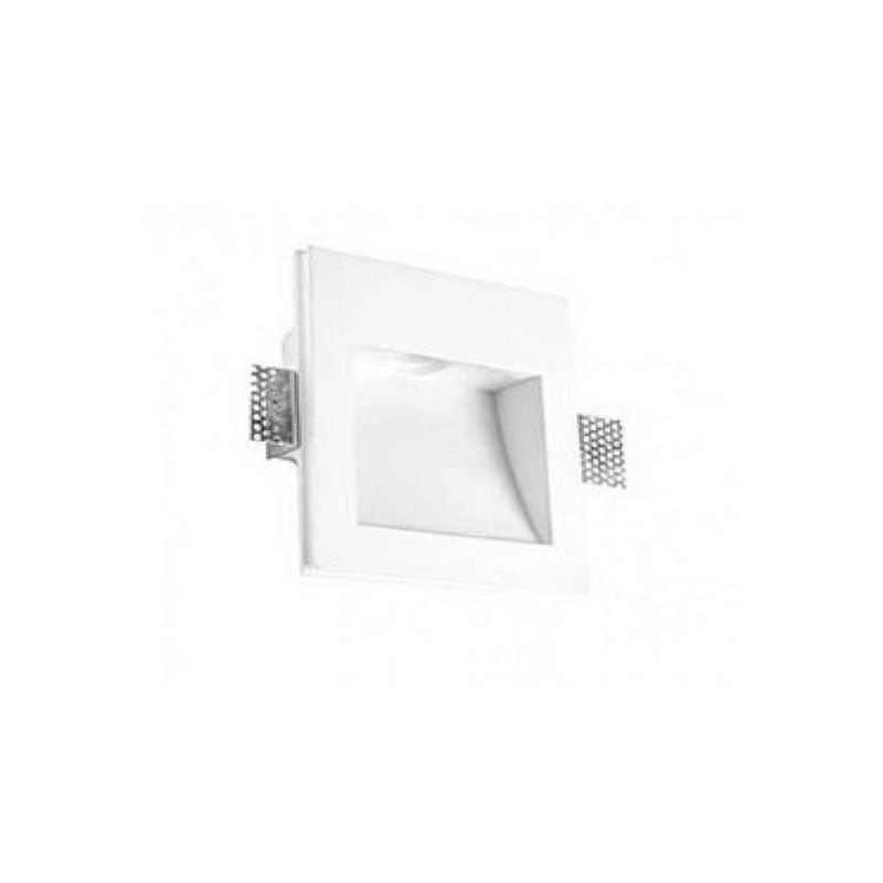Apliques de Pared SECRET Blanco 180x142mm Blanco