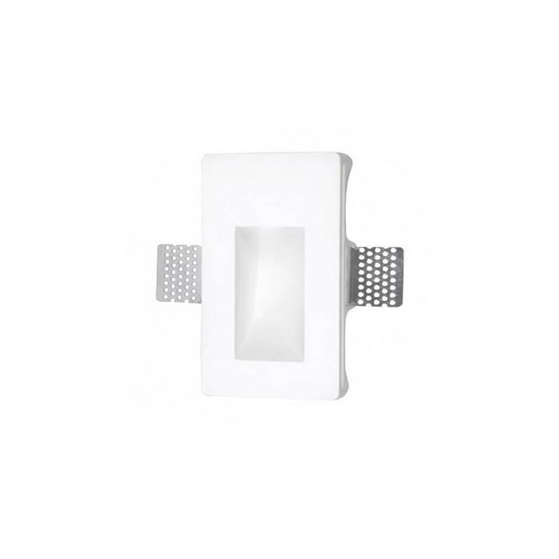 Apliques de Pared SECRET Blanco 165x80mm Blanco