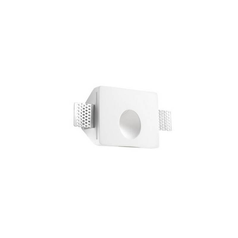 Apliques de Pared SECRET Blanco 100x100mm Blanco