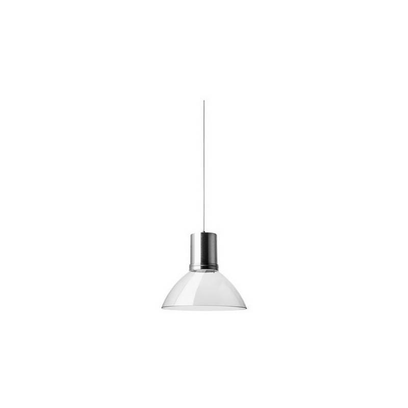 Lámpara Colgante BELL LED Aluminio Cepillado