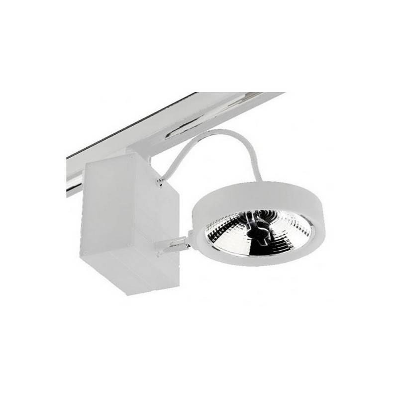 Proyector para Interior KEY QR-111 Blanco G53