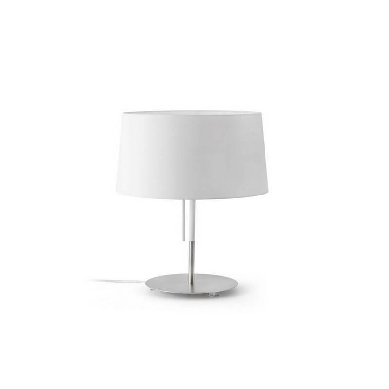 Lámparas de Sobremesa blancas Faro VOLTA