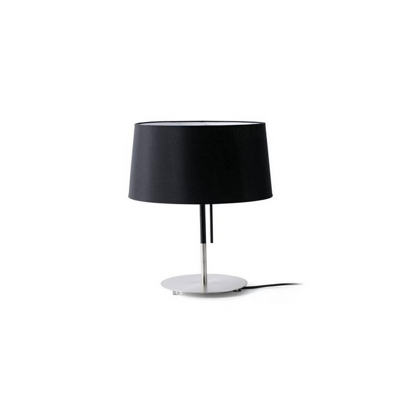 Lámparas de Sobremesa negras Faro VOLTA