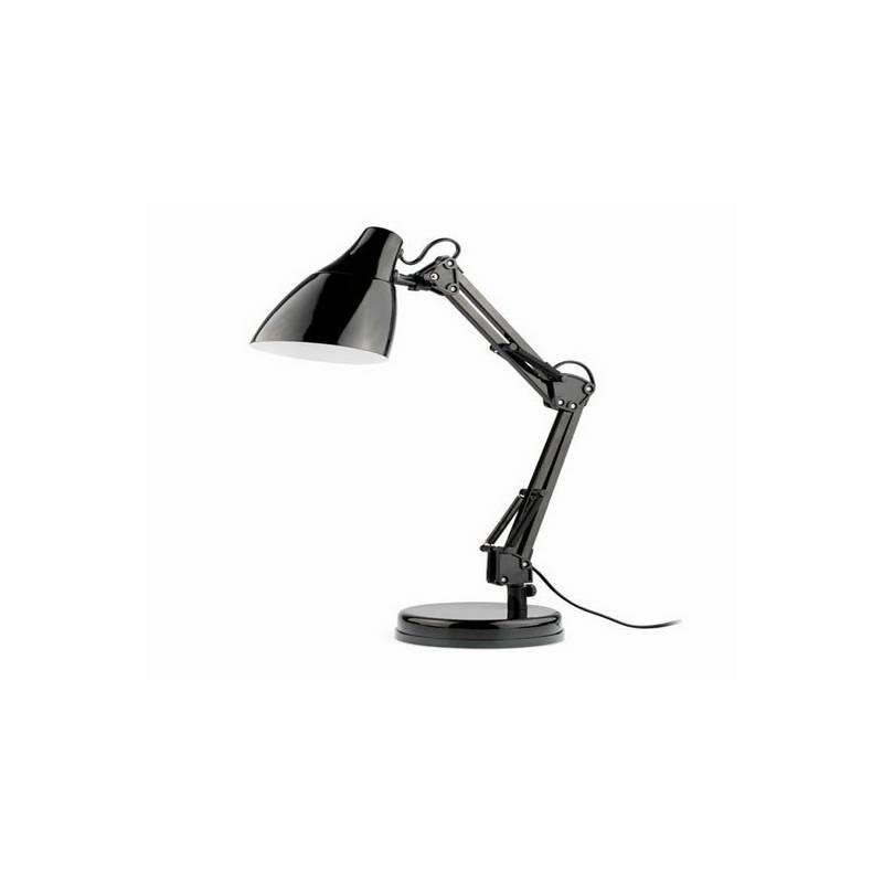 Lámparas Flexos negras Faro GRU