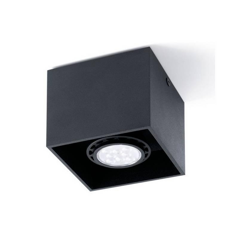 Plafones de techo negros Faro TECTO