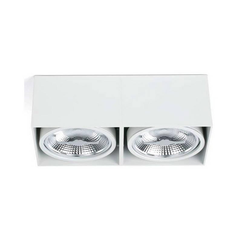 Plafones de techo blancos Faro TECTO AR111