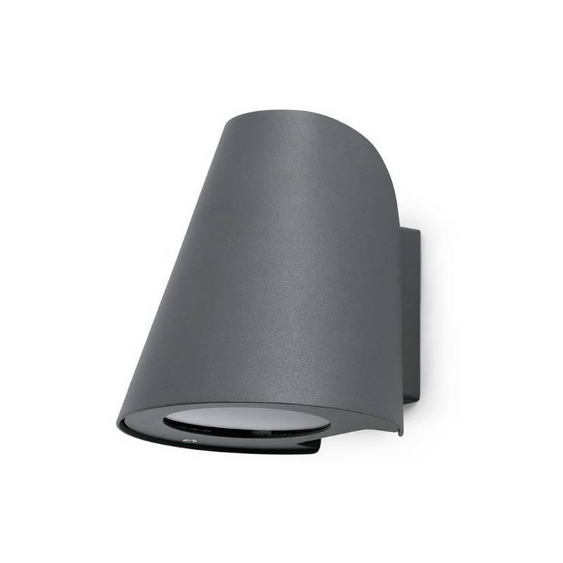 Aplique gris oscuro Faro TINIA