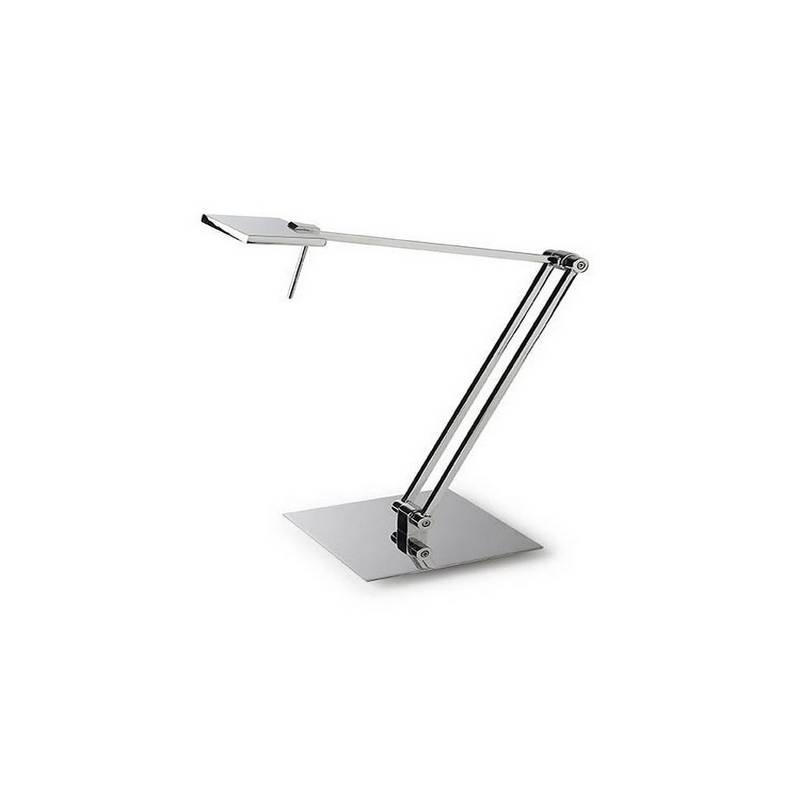 Lámpara de Sobremesa Aluminio-Acero  Cromo  - 1 LED 5W 3000K