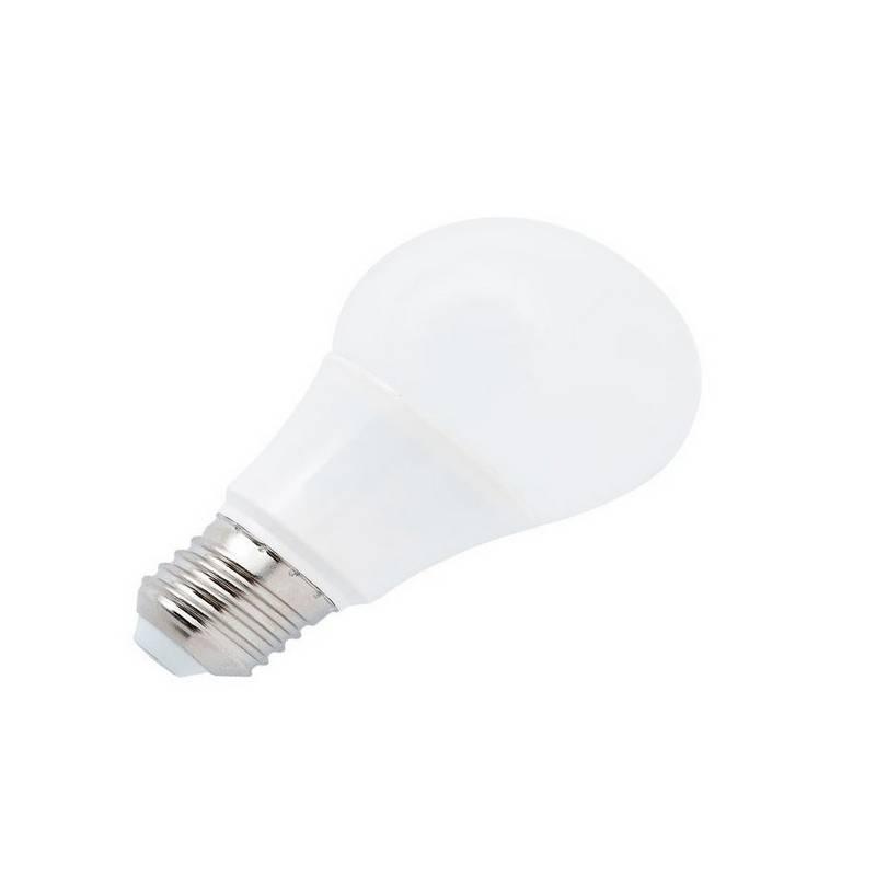 Bombilla LED E27 Estandar A60 8W 640Lm 2700K