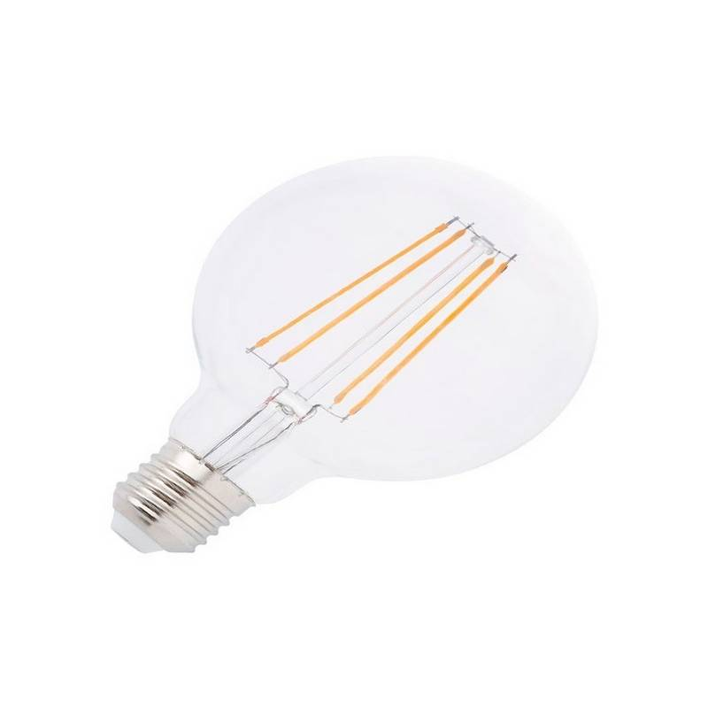 Bombilla LED E27 Globo G95 4W 470Lm 2700K Filamento