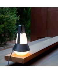Lámpara portátil Faro CAT negra