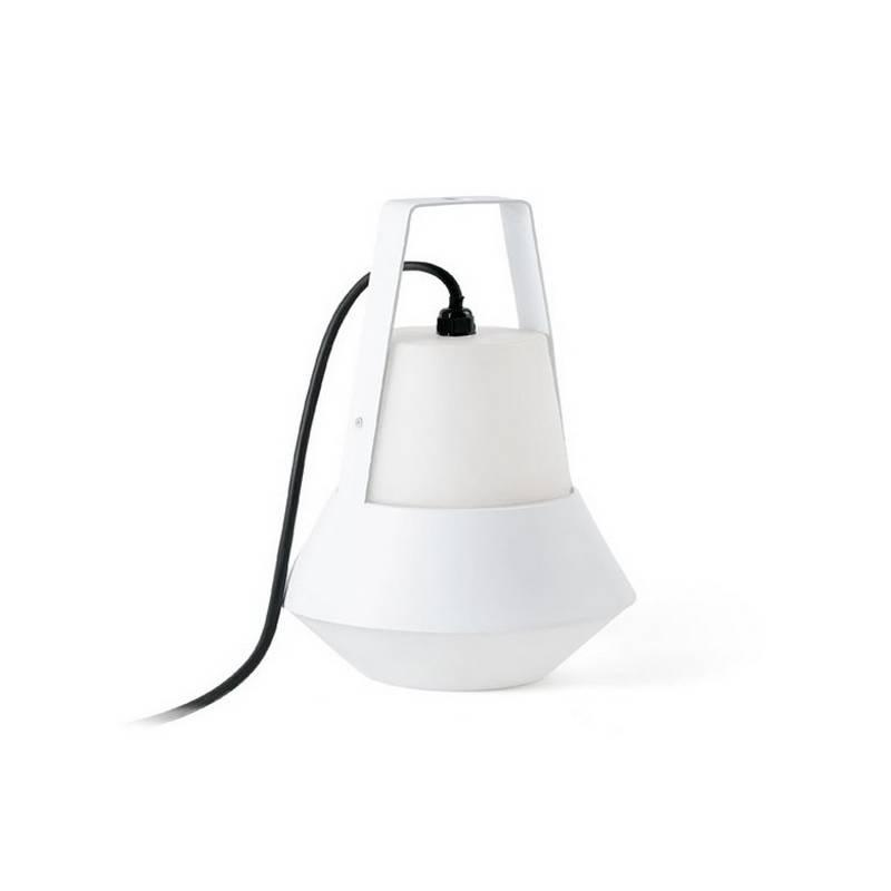 Lámpara portátil Faro CAT blanca