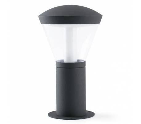 Baliza LED Faro Shelby de 33 cm Gris Oscuro