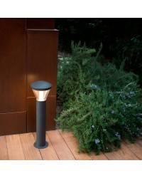Baliza LED Faro Shelby de 62 cm Gris Oscuro