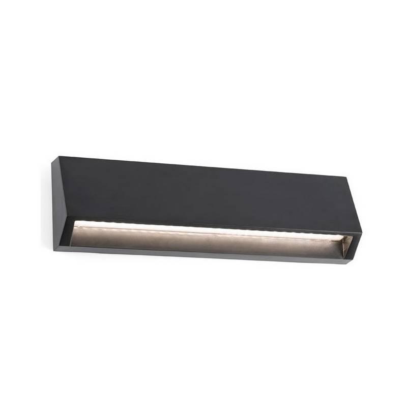 Aplique de Exterior LED Faro MUST -3 gris oscuro