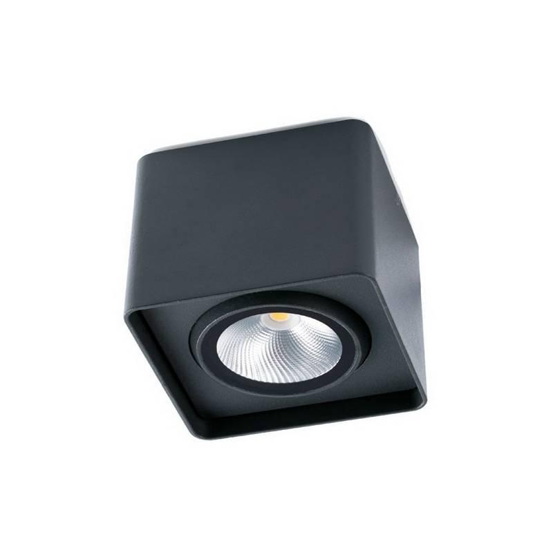 Plafón de Exterior LED Faro TAMI gris oscuro