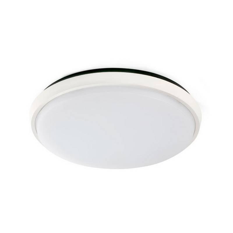 Plafón de Exterior LED Faro MERA blanco