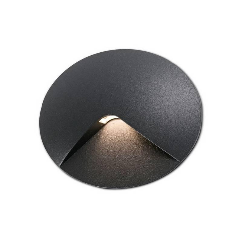 Aplique empotrable LED para exterior Faro UVE