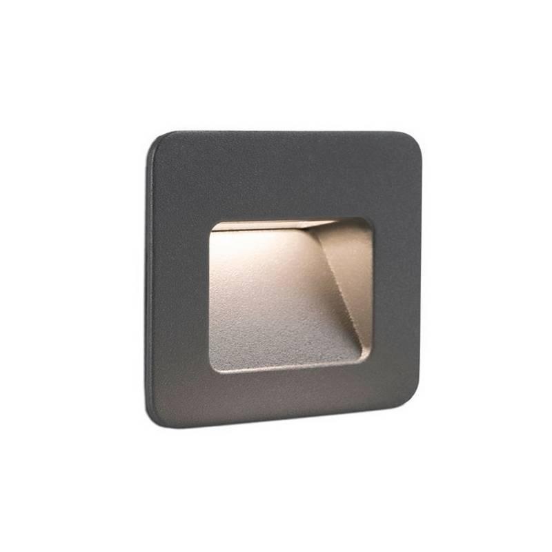 Aplique empotrable LED para exterior Faro NASE -1