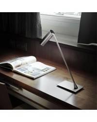 Lámpara de Sobremesa Aluminio Blanco  - 1 LED 4W 3000K