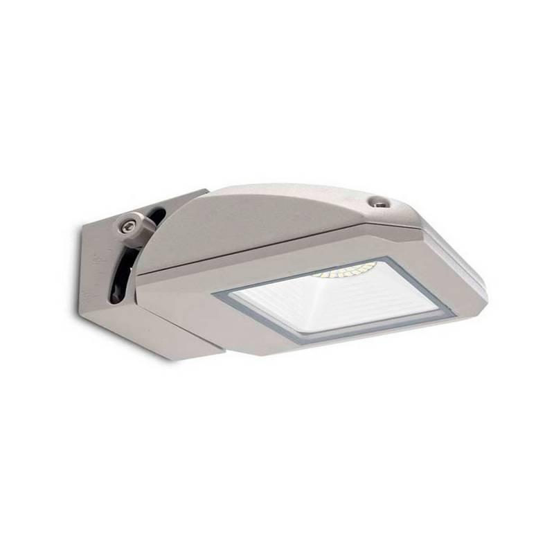 Proyector LED 15W Leds C4 POMPEYA 4000K 1733 lm Gris
